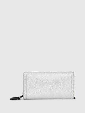 GRANATO LCLS, Silver - Zip-Round Wallets