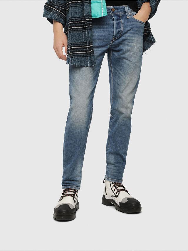 Diesel - Larkee-Beex 089AW, Medium blue - Jeans - Image 1