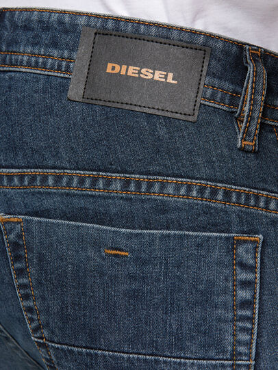 Diesel - Thommer 009DA, Dark Blue - Jeans - Image 4