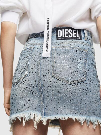 Diesel - DE-ELLE-S,  - Skirts - Image 2