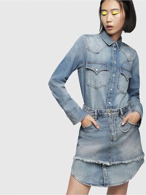 DE-DESY-P, Blue Jeans - Dresses