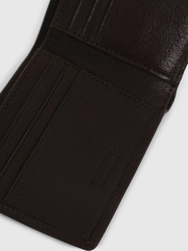 Diesel NEELA XS, Dark Brown - Small Wallets - Image 4