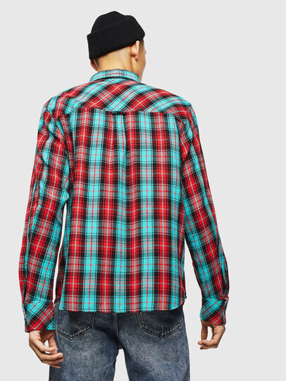 Diesel - S-GERRY-CHECK,  - Shirts - Image 2