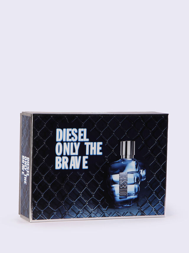 Diesel ONLY THE BRAVE 50ML GIFT SET, Blue - Only The Brave - Image 5