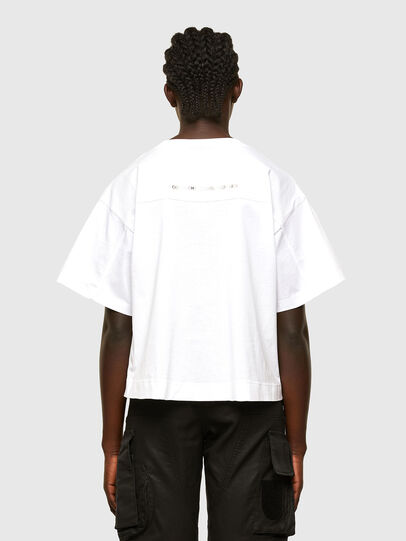 Diesel - T-BOWLESS, White - Tops - Image 2