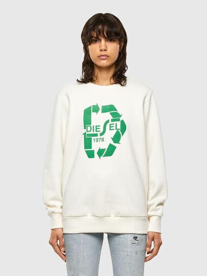 Diesel - S-GIRK-N81, White - Sweaters - Image 2