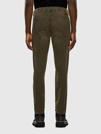 Diesel - Krooley JoggJeans 0670M, Dark Green - Jeans - Image 2
