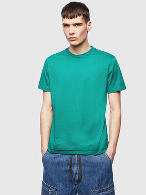 T-DIAMANTIK-NEW, Green - T-Shirts