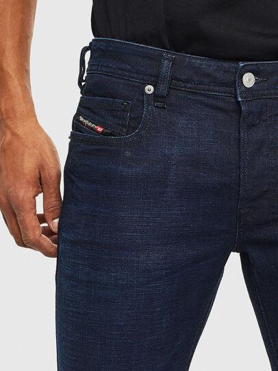 Diesel - Zatiny 0098I, Dark Blue - Jeans - Image 3