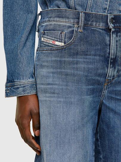 Diesel - D-STRUKT-SHORT, Medium blue - Shorts - Image 4