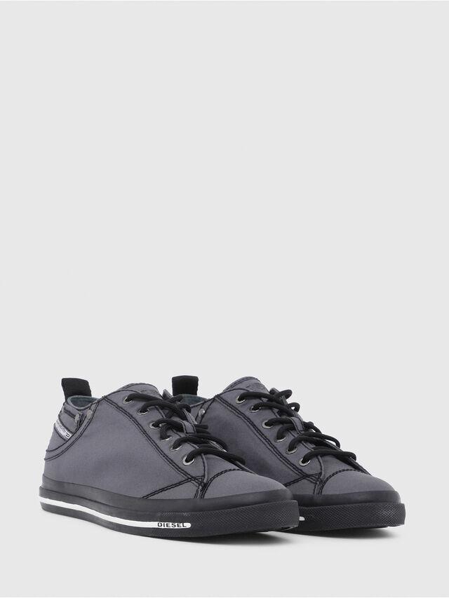 Diesel - EXPOSURE LOW I, Dark grey - Sneakers - Image 2