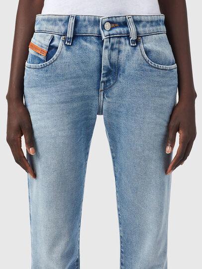 Diesel - D-Lyla 09B14, Light Blue - Jeans - Image 3