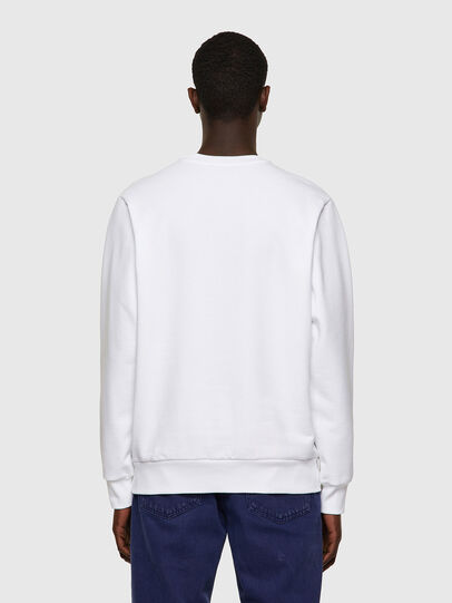 Diesel - S-GIRK-B6, White - Sweaters - Image 2