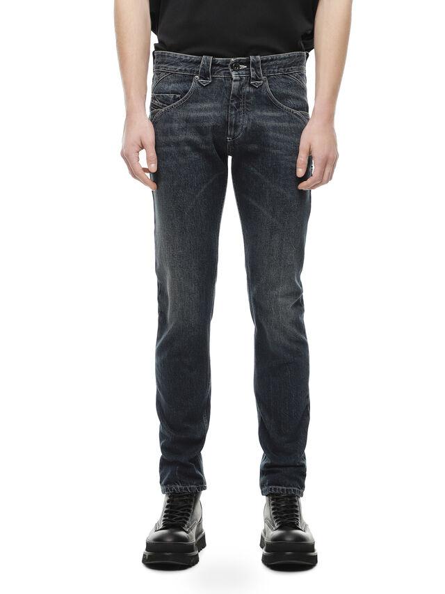 Diesel - TYPE-2905, Dark Blue - Jeans - Image 1