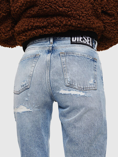 Diesel - Aryel 0078L, Light Blue - Jeans - Image 6