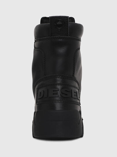 Diesel - H-RUA AM, Black - Sneakers - Image 4
