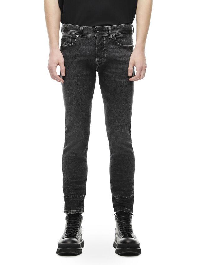 Diesel - TYPE-2814, Black Jeans - Jeans - Image 1