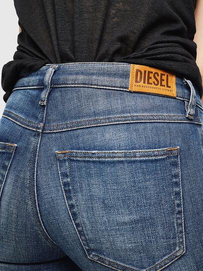 Diesel - Babhila 0098Z, Medium blue - Jeans - Image 4