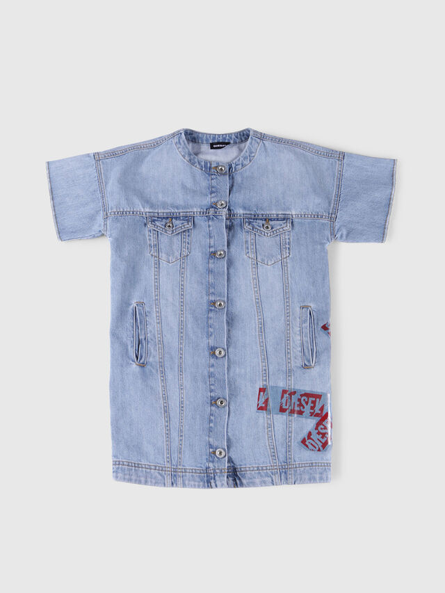 Diesel - DESIXTY, Blue Jeans - Dresses - Image 1