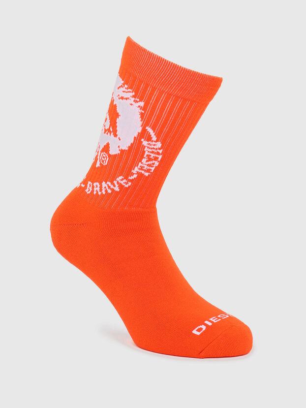 SKM-RAY, Orange - Socks