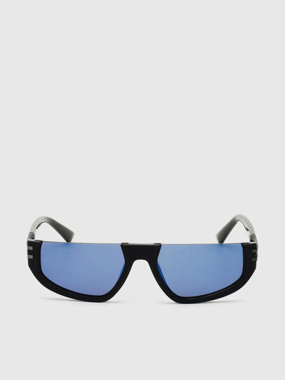 Diesel - DL0315, Black - Sunglasses - Image 1