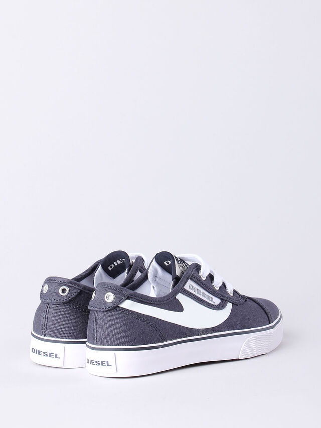 SN LOW 2 BASIC CLAW, Blue/white