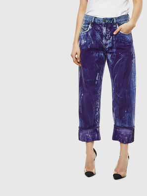 D-Reggy 069NW, Medium blue - Jeans