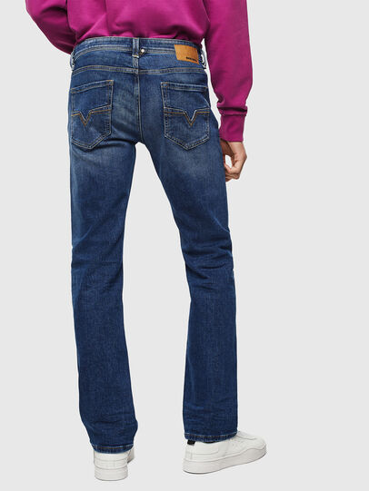 Diesel - Larkee 0096E, Medium blue - Jeans - Image 2