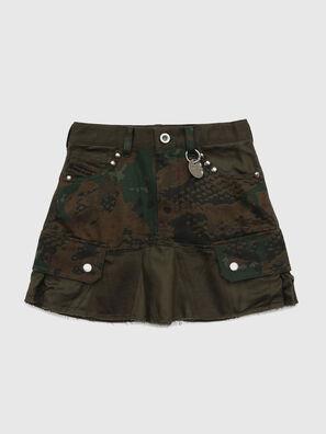 GAMATA, Green Camouflage - Skirts