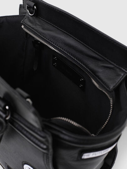 Diesel - LE-ZIPPER SATCHEL S,  - Shopping and Shoulder Bags - Image 4