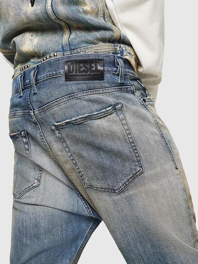 Diesel - D-Vider 084AQ, Light Blue - Jeans - Image 5