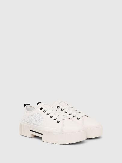 Diesel - S-MERLEY LOW, White - Sneakers - Image 2