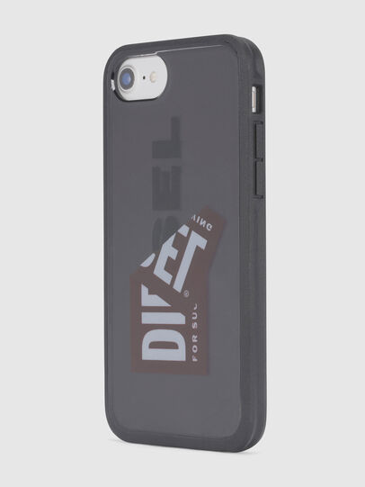 Diesel - STICKER IPHONE 8 PLUS/7 PLUS/6s PLUS/6 PLUS CASE, Black - Cases - Image 5