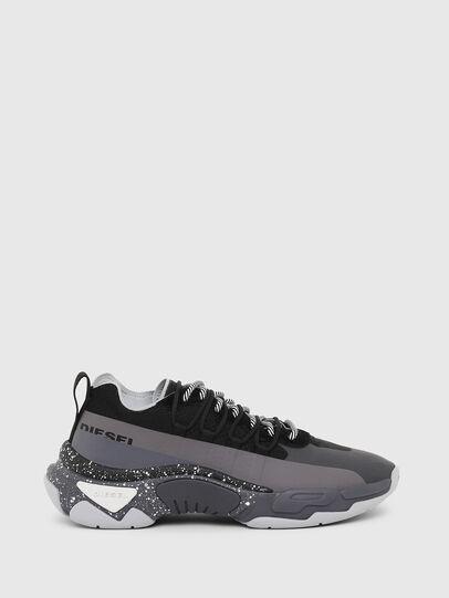 Diesel - S-KIPPER BAND, Gray/Black - Sneakers - Image 1