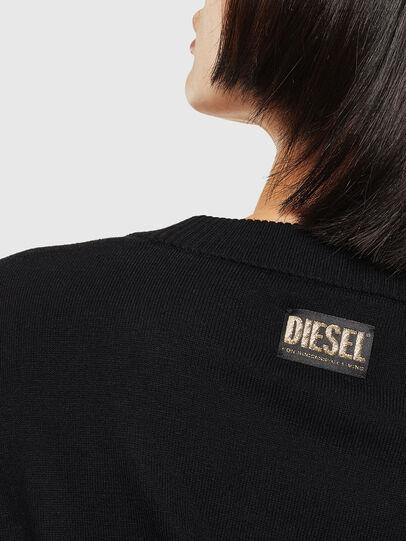 Diesel - CL-M-TESS, Black - Knitwear - Image 4