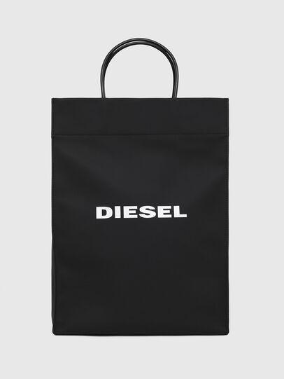 Diesel - SAKETTONE, Black - Shopping and Shoulder Bags - Image 1