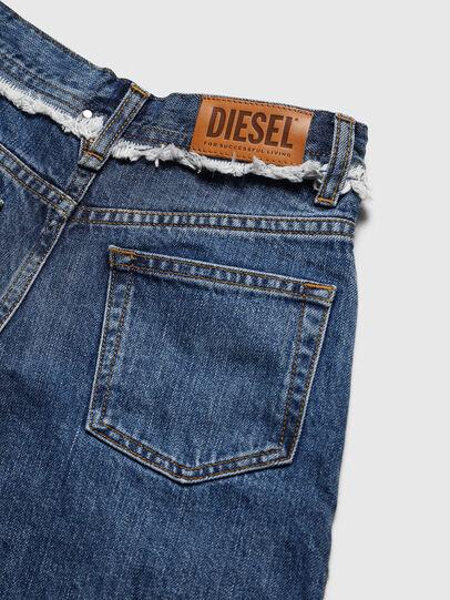 Diesel - D-IZZIER-F-J, Medium blue - Jeans - Image 5