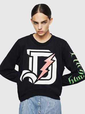 F-LYANYDY-A, Black - Sweaters