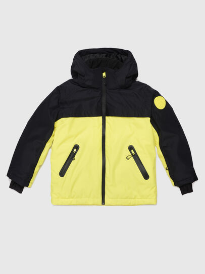 Diesel - JPOLAR-SKI, Black/Yellow - Ski wear - Image 1