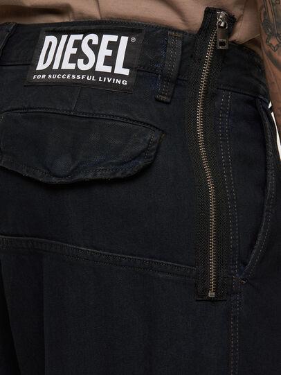 Diesel - D-Luks 009IB, Dark Blue - Jeans - Image 3