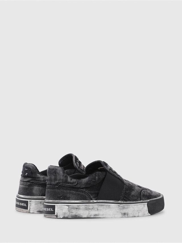 Diesel - S-FLIP ON, Black Jeans - Sneakers - Image 3
