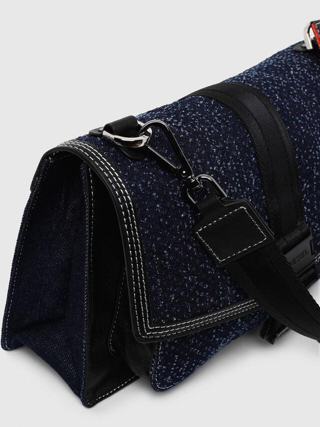 Diesel - MISS-MATCH CROSSBODY, Blue Jeans - Crossbody Bags - Image 3