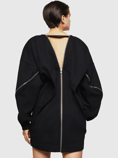 Diesel - DOVERIP, Black - Dresses - Image 2