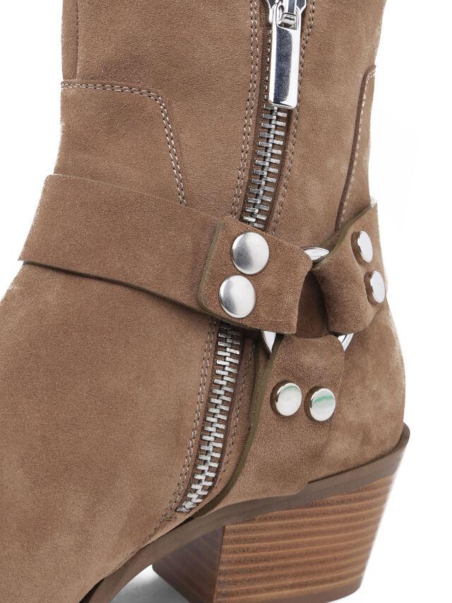 Diesel - SS19-3, Ecru - Dress Shoes - Image 4