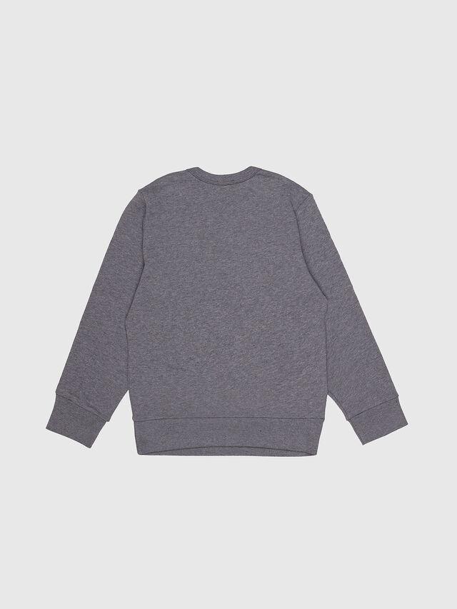 Diesel - SITRO, Grey - Sweaters - Image 2
