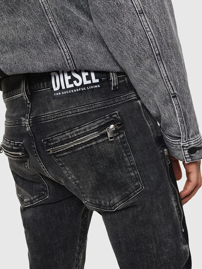 Diesel - D-Amny 0890T,  - Jeans - Image 7