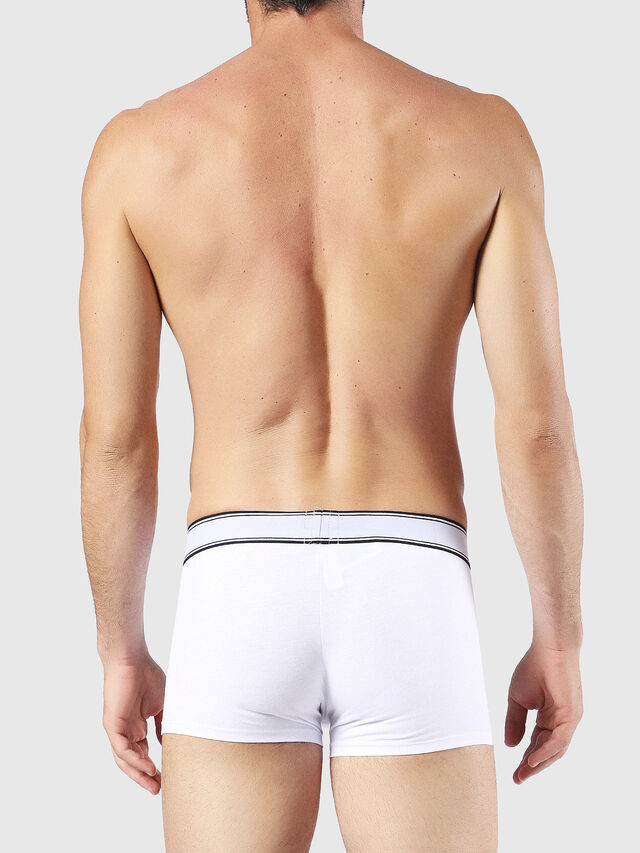Diesel UMBX-SHAWN, White - Trunks - Image 2