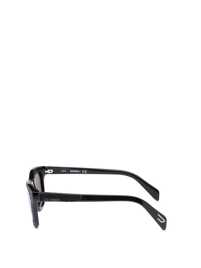 Diesel - DM0200, Black Jeans - Kid Eyewear - Image 3