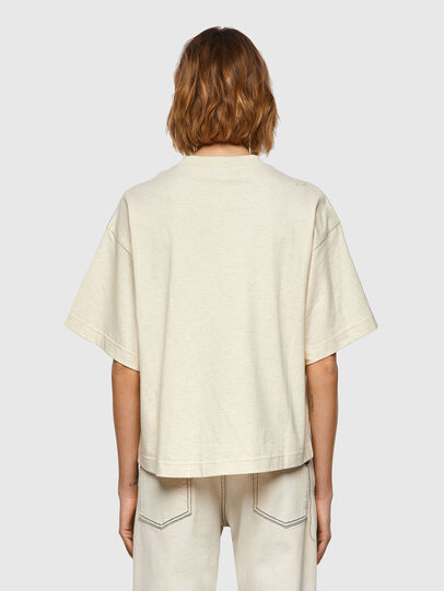Diesel - T-BOWXY, White - T-Shirts - Image 2
