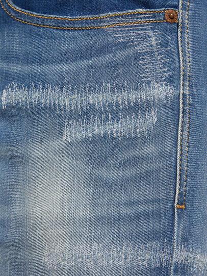 Diesel - Sleenker 009FC, Medium blue - Jeans - Image 5